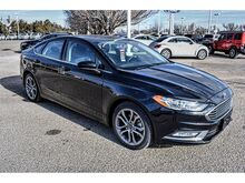 2017_Ford_Fusion_SE_ Pampa TX