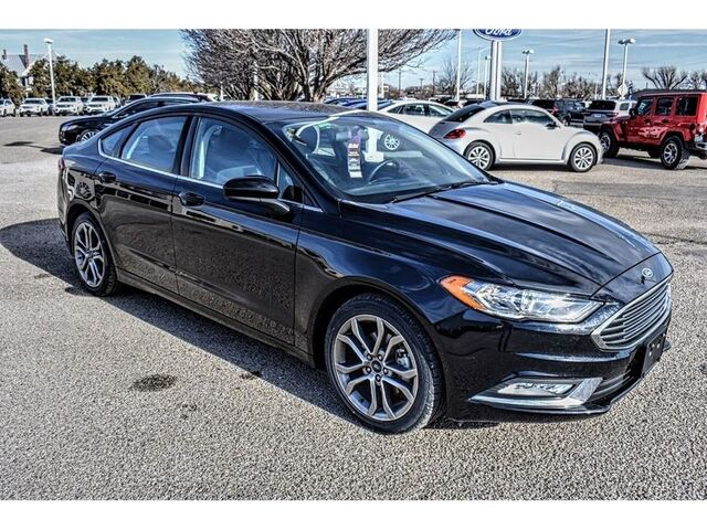 2017 Ford Fusion SE Pampa TX