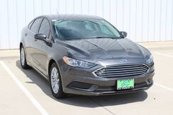 2017_Ford_Fusion_SE_ Paris TX