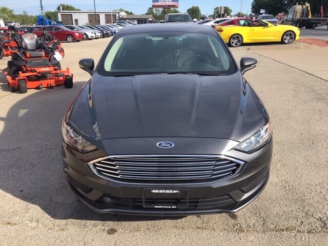 2017 Ford Fusion SE Perryville MO