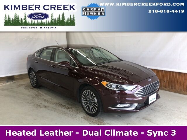 2017 Ford Fusion SE Pine River MN