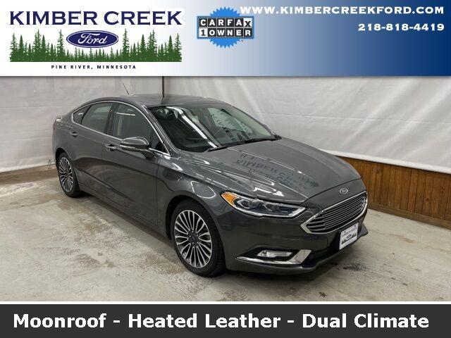 2017 Ford Fusion SE Pine River MN