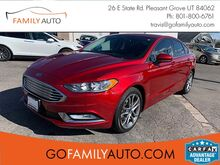 2017_Ford_Fusion_SE_ Pleasant Grove UT