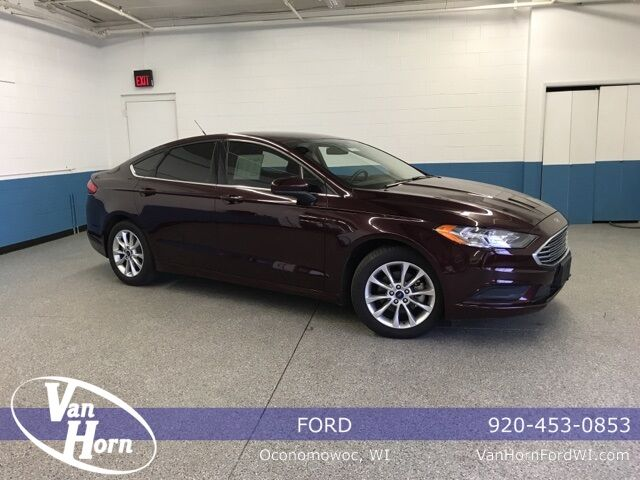 2017 Ford Fusion SE Plymouth WI
