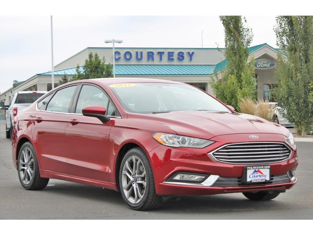 2017 Ford Fusion SE Pocatello ID