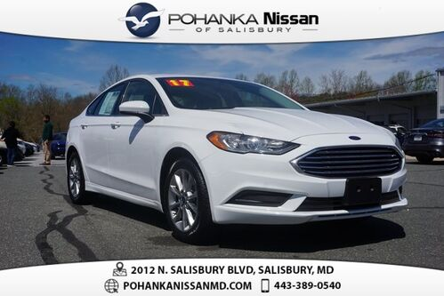 2017_Ford_Fusion_SE Pohanka Certified_ Salisbury MD