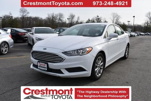 2017 Ford Fusion SE Pompton Plains NJ