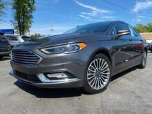 2017_Ford_Fusion_SE_ Raleigh NC