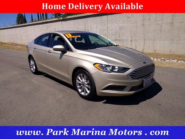 2017 Ford Fusion SE Redding CA