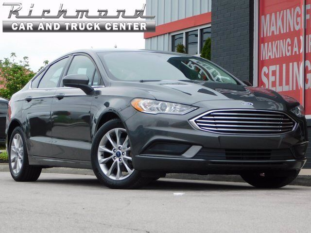 2017 Ford Fusion SE Richmond KY