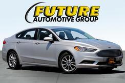 2017_Ford_Fusion_SE_ Roseville CA