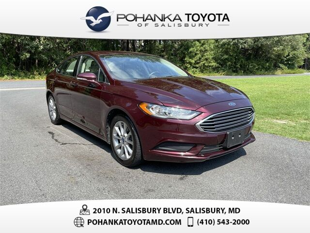 2017 Ford Fusion SE Salisbury MD