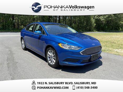 2017_Ford_Fusion_SE_ Salisbury MD