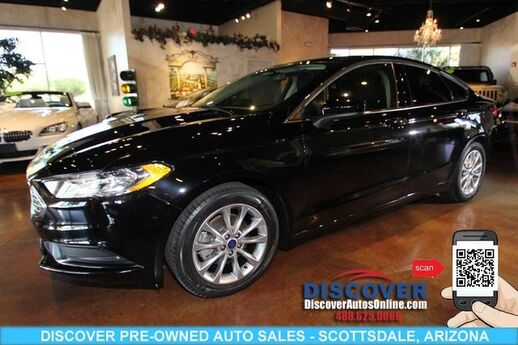 2017 Ford Fusion SE Sedan 4D Scottsdale AZ