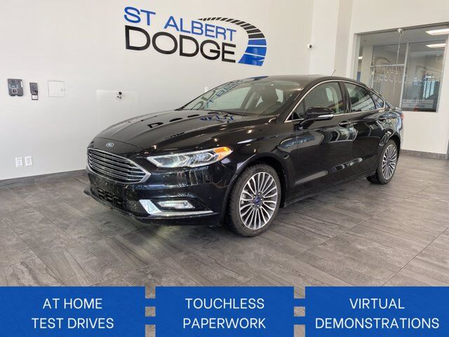 2017 Ford Fusion SE St. Albert AB