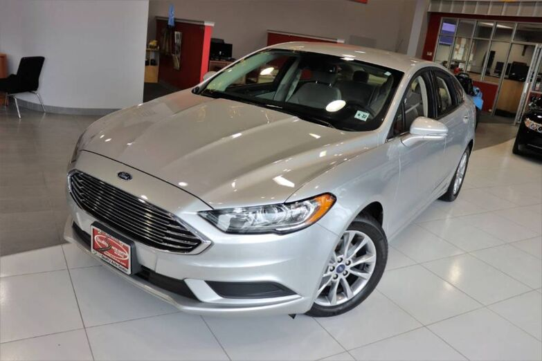 2017 Ford Fusion SE Technology Package Drivers Assist 1 Owner Springfield NJ