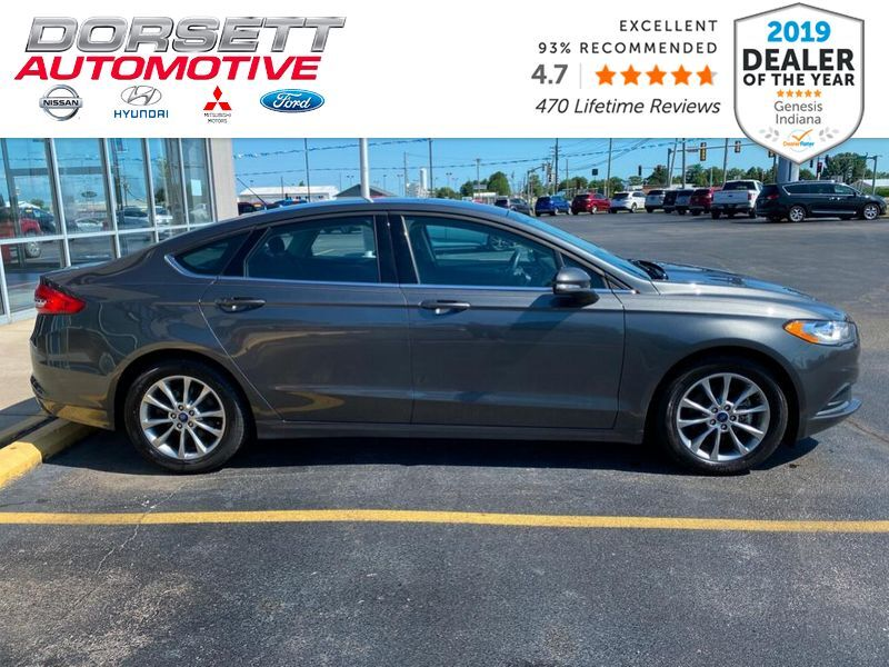 2017 Ford Fusion SE Marshall IL