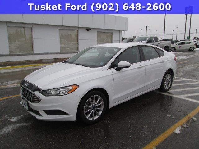 2017 Ford Fusion SE Tusket NS