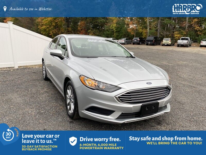 2017 Ford Fusion SE Webster MA