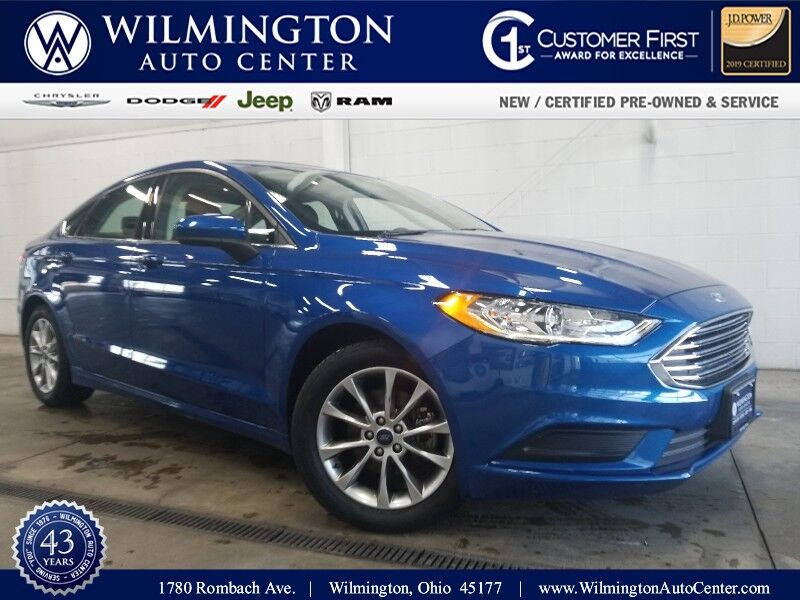 2017 Ford Fusion SE Wilmington OH