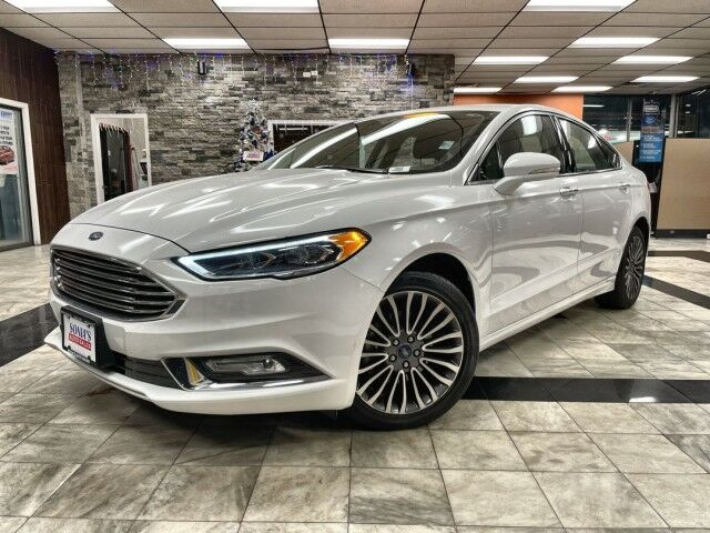 2017 Ford Fusion SE Worcester MA