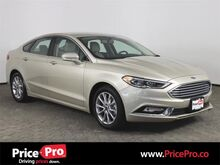 2017_Ford_Fusion_SE w/Ecoboost/Heated Leather_ Maumee OH