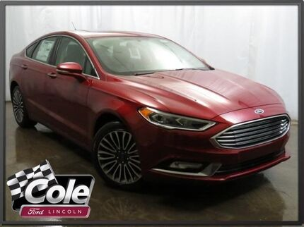 2017_Ford_Fusion_SE_ Coldwater MI