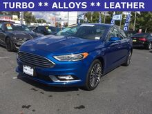 2017_Ford_Fusion_SE_ Everett WA