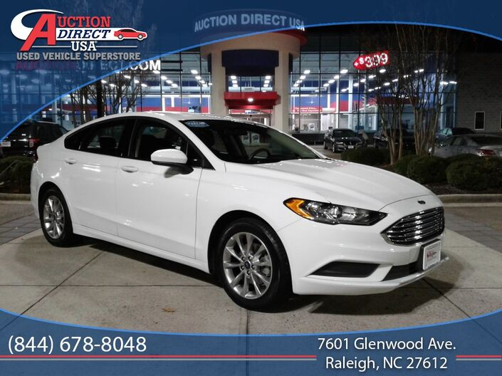 2017 Ford Fusion SE Raleigh