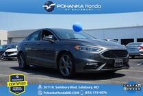 2017 Ford Fusion Sport AWD ** Pohanka Certfied 10 Year / 100,000  **