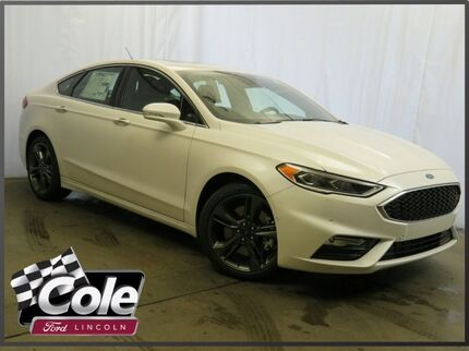 2017_Ford_Fusion_Sport AWD_ Coldwater MI