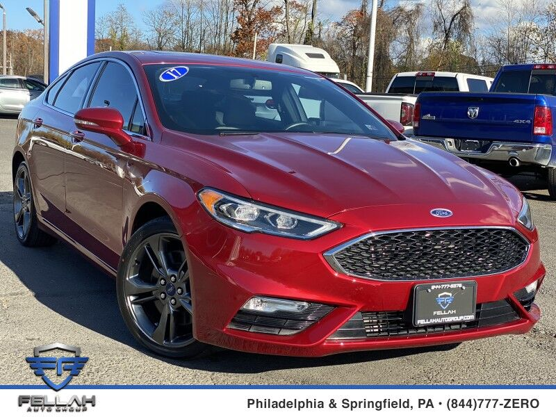 2017 Ford Fusion Sport Springfield PA