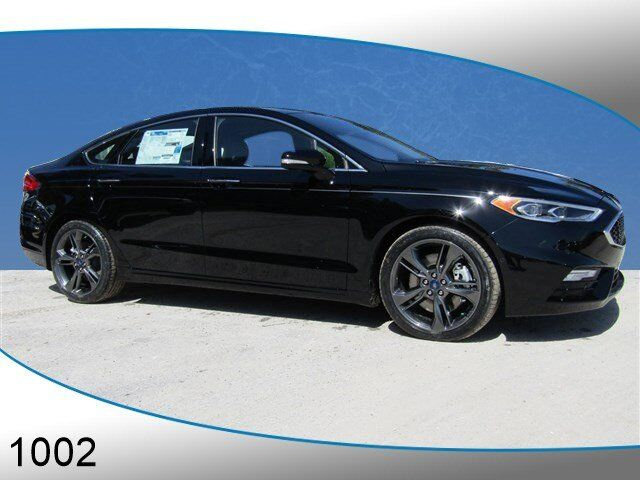 2017 Ford Fusion Sport Clermont FL