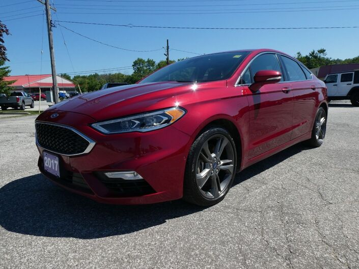 2017 Ford Fusion Sport Essex ON