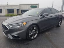 2017_Ford_Fusion_Sport_ Fort Wayne Auburn and Kendallville IN