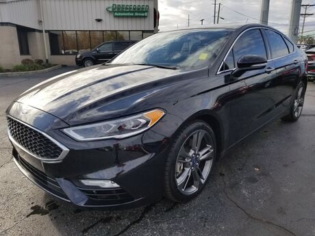 2017 Ford Fusion Sport Fort Wayne Auburn and Kendallville IN