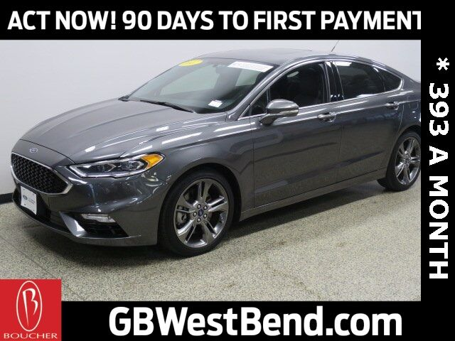 2017 Ford Fusion Sport West Bend WI
