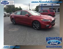 2017_Ford_Fusion_Sport_ Nesquehoning PA