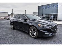 2017_Ford_Fusion_Sport_ Pampa TX