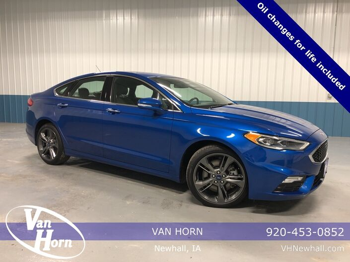 2017 Ford Fusion Sport Plymouth WI