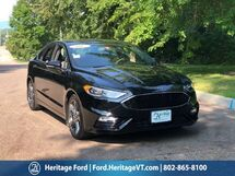 2017 Ford Fusion Sport South Burlington VT