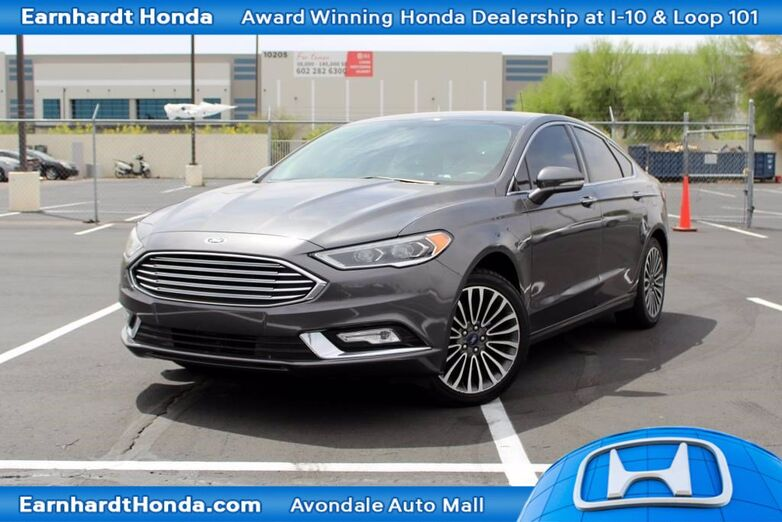 2017 Ford Fusion TTAFWD Avondale AZ