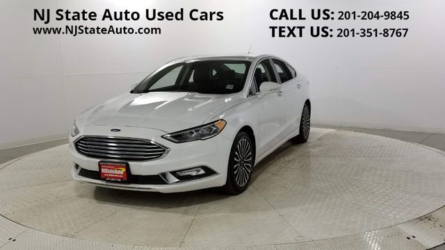 2017 Ford Fusion Titanium FWD Jersey City NJ