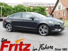 2017_Ford_Fusion_Titanium_ Fishers IN