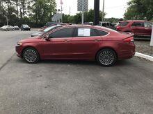 2017_Ford_Fusion_Titanium_ Gainesville FL