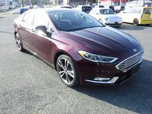 2017_Ford_Fusion_Titanium_ Manchester MD
