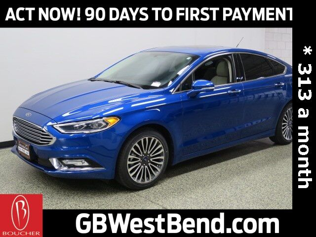 2017 Ford Fusion Titanium West Bend WI