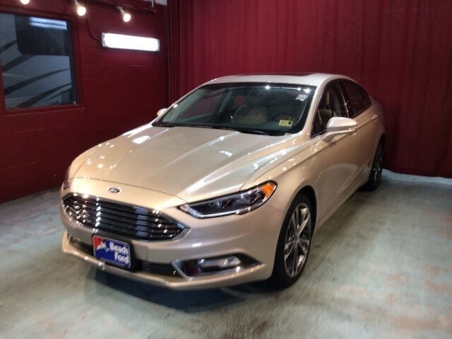 2017 Ford Fusion Titanium Virginia Beach VA