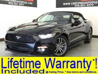 Ford MUSTANG CONVERTIBLE ECOBOOST PREMIUM CONVERTIBLE SOFT TOP APPLE CARPLAY ANDROID AUTO LEATHER 2017