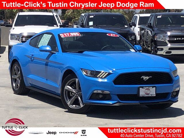 2017 Ford Mustang Irvine CA
